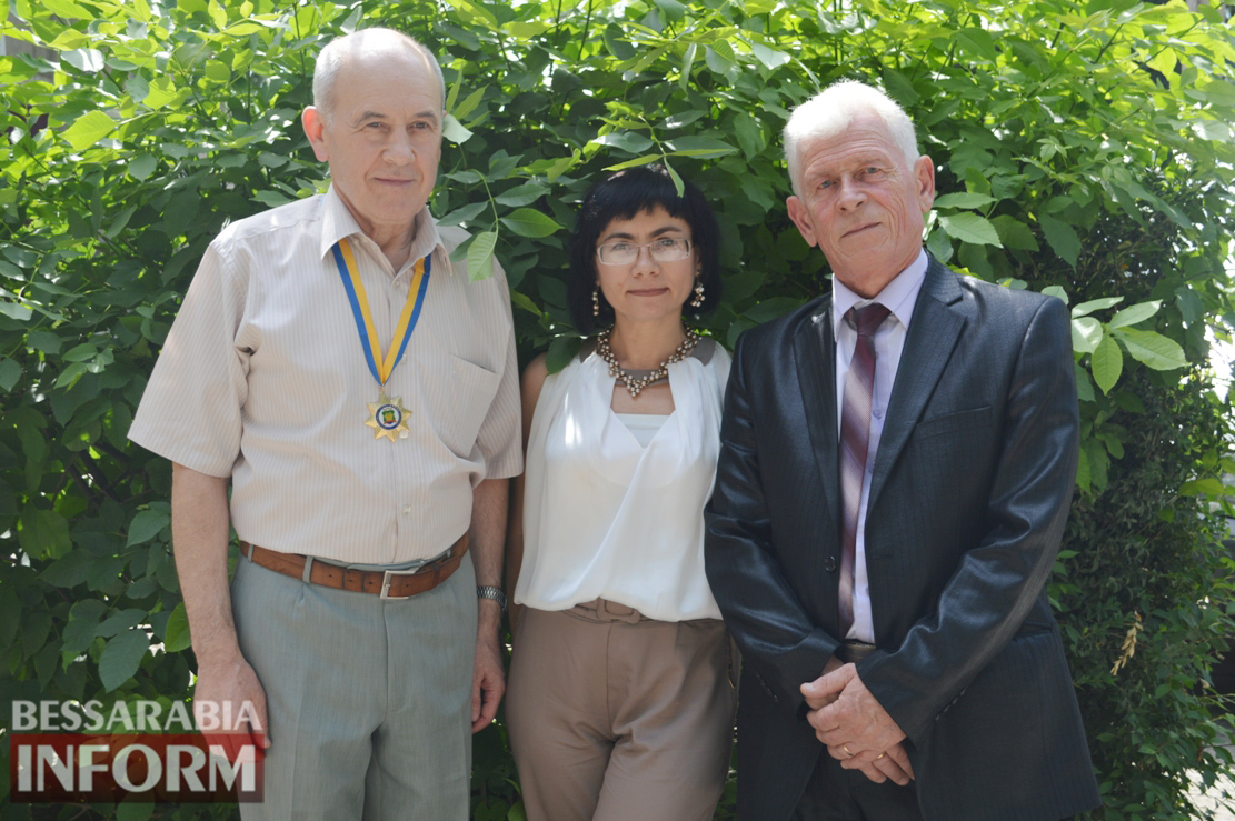 В Килии наградили и поздравили медиков района