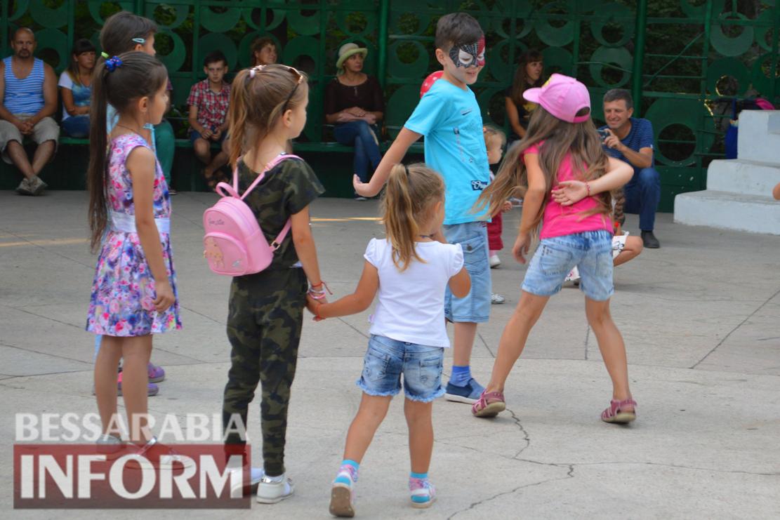 Как Килия отгуляла День молодежи (фоторепортаж)