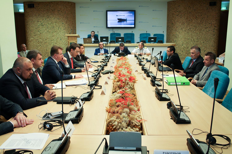 Порты Придунавья успешно прошли аудит Международной морской организации IMO