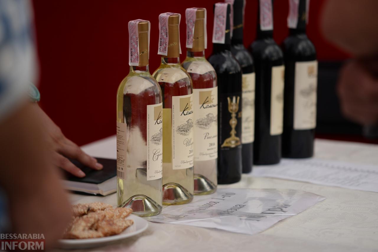"""Лучшее вино Бессарабии определили на Всеукраинском фестивале """"Дунайская рапсодия"""""""