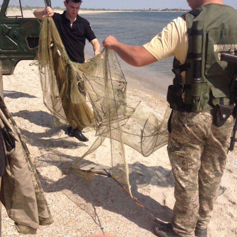 Ловили креветок и рыбу: на территории Дунайского биосферного заповедника поймали браконьеров