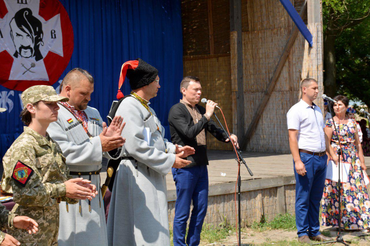 Арцизский район стал победителем в военно-патриотической игре «ДЖУРА — 2018»