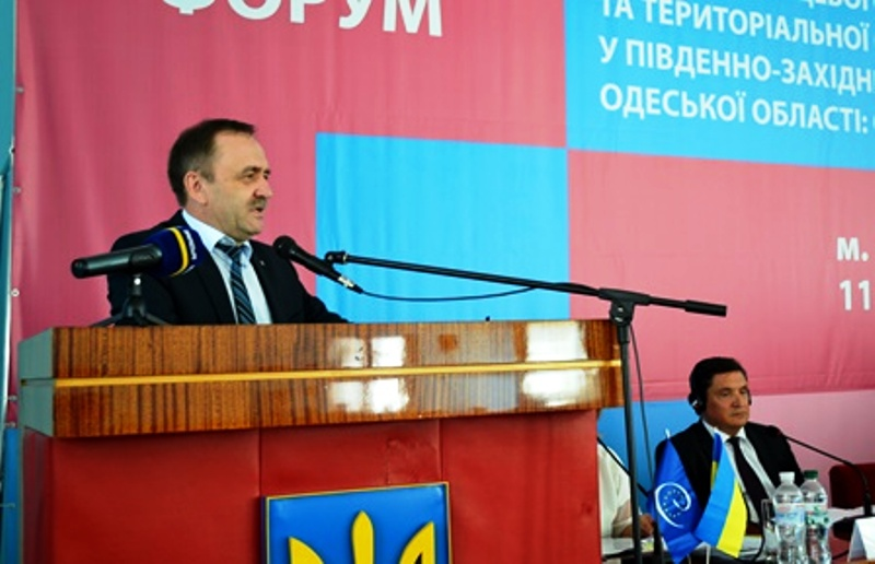 На масштабном Форуме в Болграде решали проблему децентрализации в Бессарабии