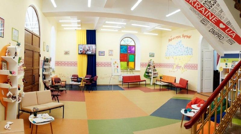 В Болграде открыли современный медиа-центр. По плану - будет 10 по всей Одесской области