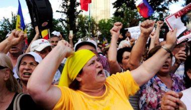 Протесты в Молдове: приведет ли отмена выборов мэра столицы к революции у соседей