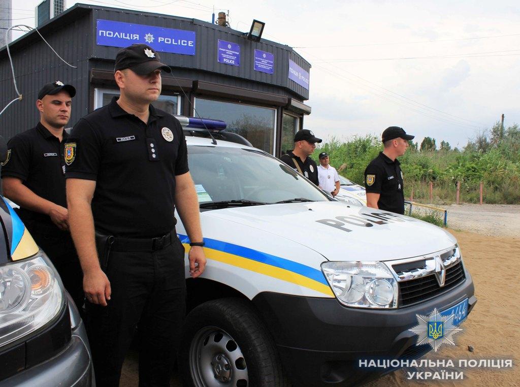 В курортной Затоке появилась новая полицейская станция