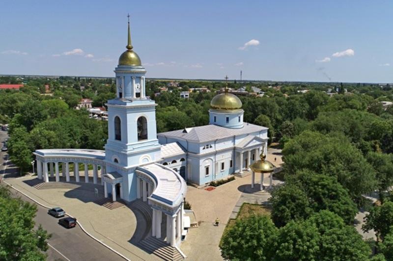 Глава УПЦ Митрополит Онуфрий посетит Измаил и Болград в сентябре