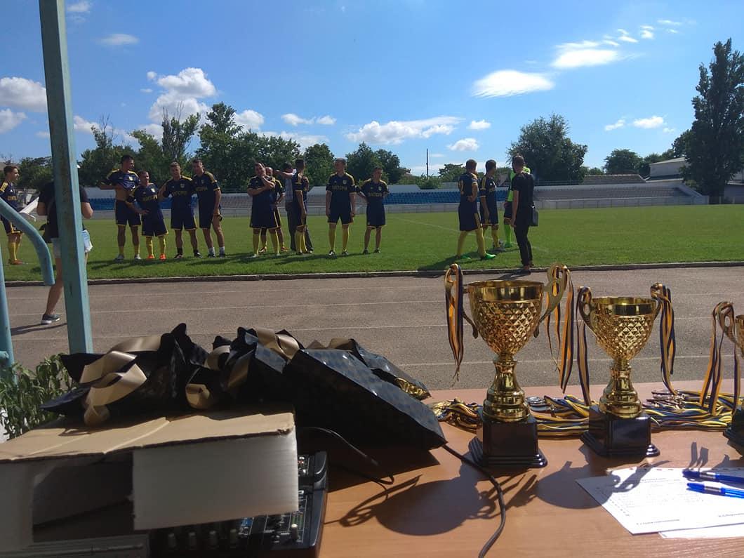 В Килии прошел Кубок главы РГА по футболу - за победу боролись семь команд