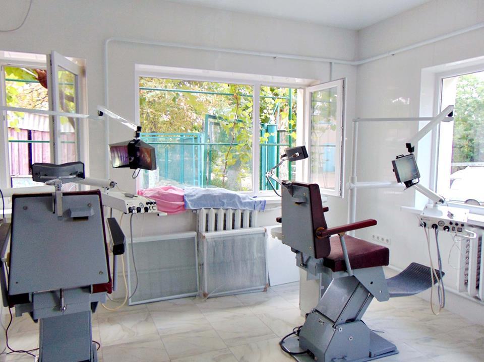 В Измаильской горбольнице ведется капремонт детского отделения и оборудуется стоматологическая поликлиника