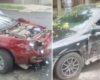 Оторванный капот и водитель в больнице: в Измаиле KIA не пропустила Opel