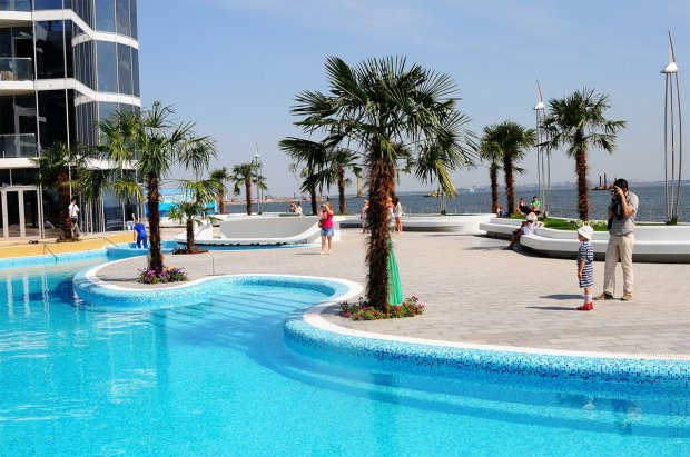 Лучшие пляжи Одессы и Одесской области - для отдыха: цены, условия и фото
