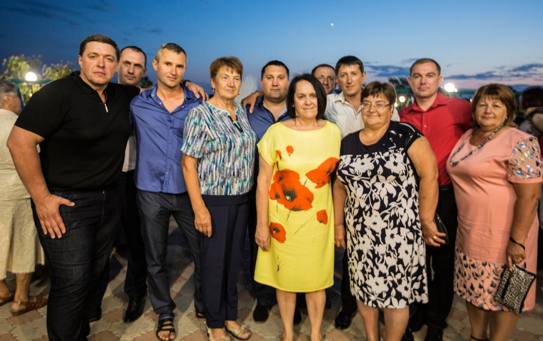 25 лет спустя - в селе Шевченково Килийской ОТГ состоялась масштабная встреча выпускников