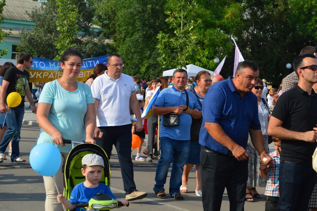 """В Килии состоялся масштабный семейный праздник """"День защиты семьи и жизни"""""""