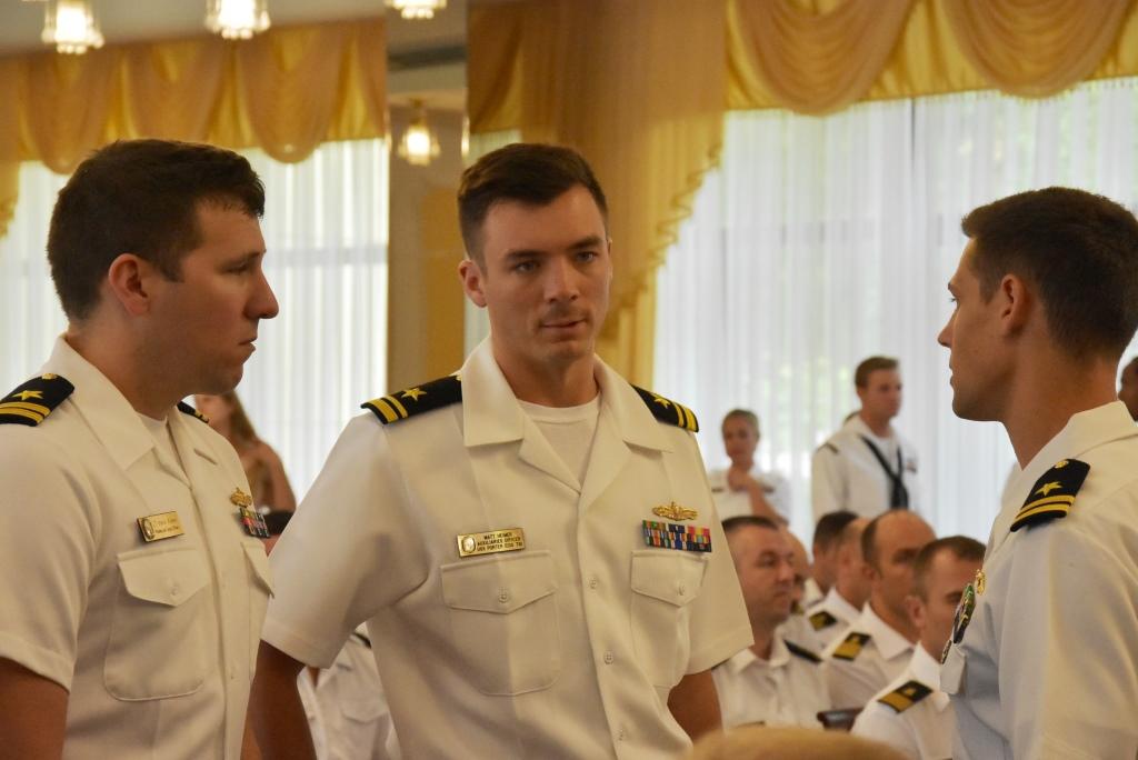 """В Одесской области стартовали украинско-американские учения """"Си Бриз-2018"""""""