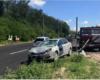 На трассе Киев-Одесса легковушка врезалась в группу дорожников: один погиб, четверо в реанимации