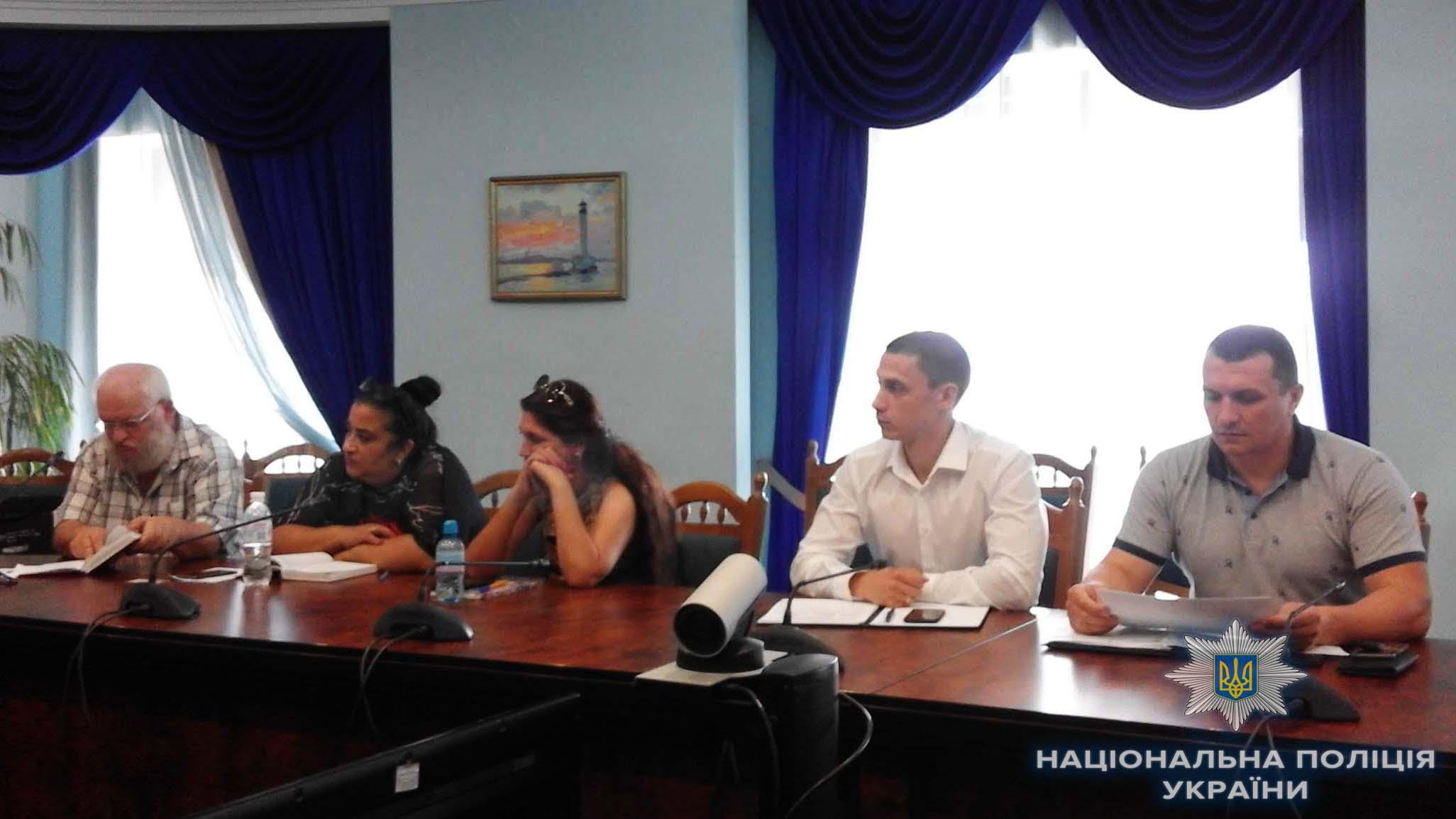 Правоохранители и власти Одесской области обсудили с ромами их социальную интеграцию в общество