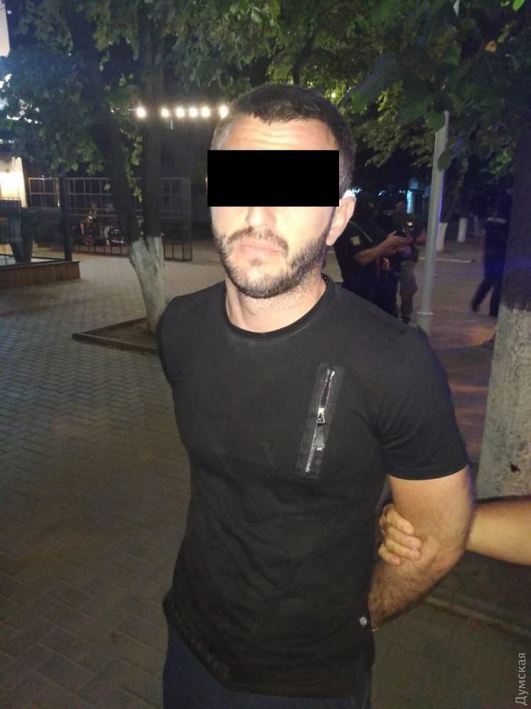 В Измаиле полицейские разогнали воровскую сходку, посвященную разделу сфер влияния в Бессарабии