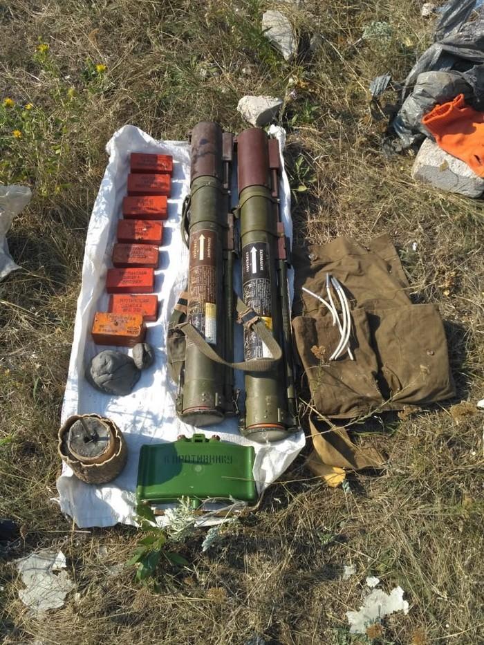 Мина, гранатометы и пластид: в Одессе «накрыли» канал сбыта оружия через Интернет (ФОТО)