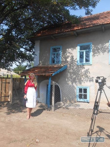 В Болградском районе открыли музей аутентичной культуры