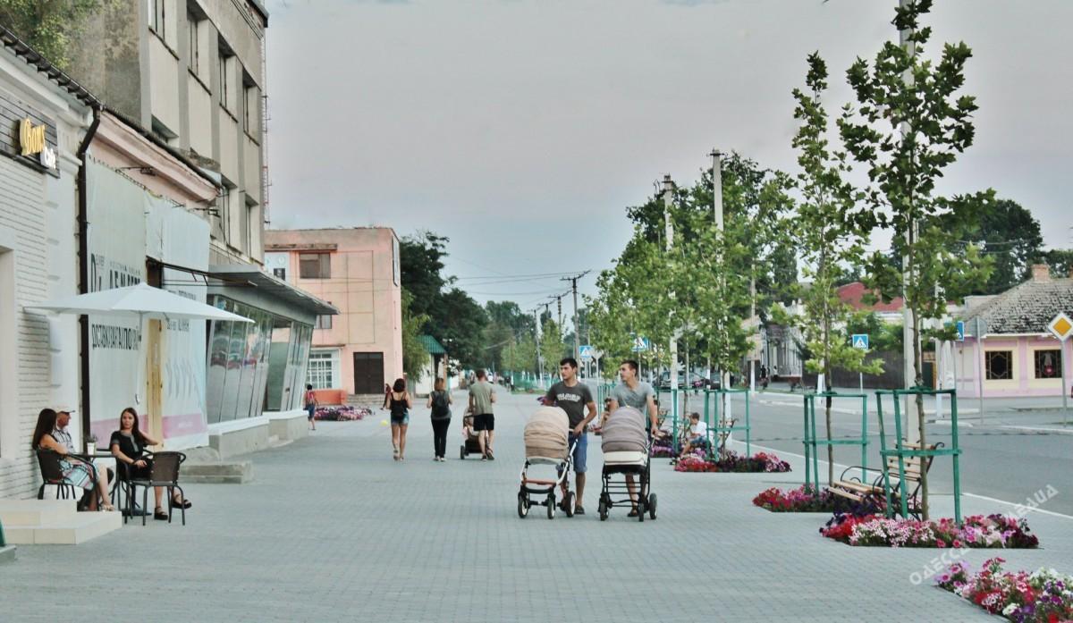 Одесситов впечатлили чистота и развитие Килии