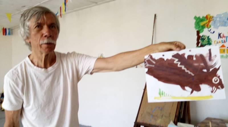 В Татарбунарском районе участники АТО и их семьи восстанавливают свои силы с помощью природы и искусства