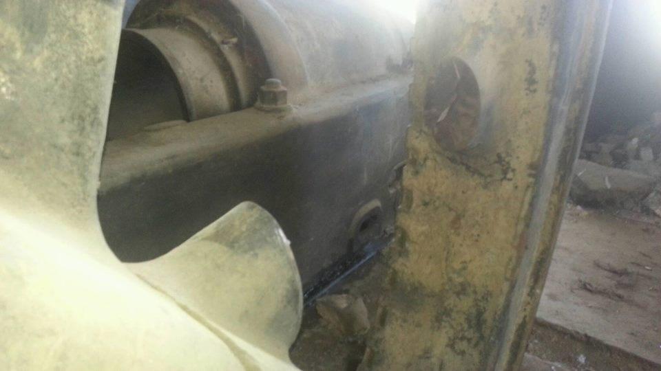 Вандалы добрались до уникальной заброшенной мельницы, расположенной в Килийском районе (фотофакт)