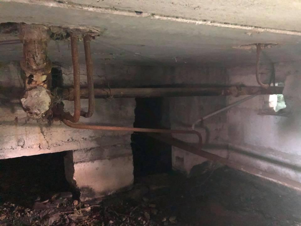 В Килии занялись проблемой аварийных канализаций в многоквартирных домах
