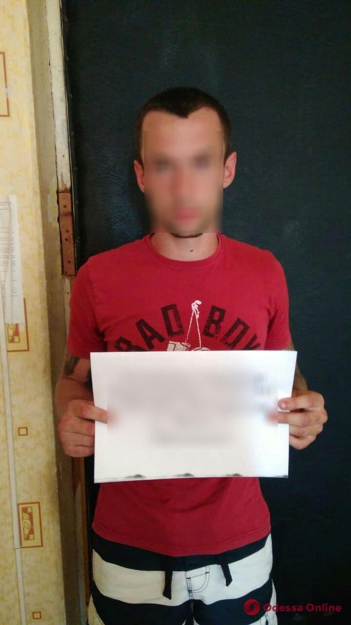 В Аккермане задержали хулиганов, которые обругали матом и облили зелёнкой главу местной ОТГ