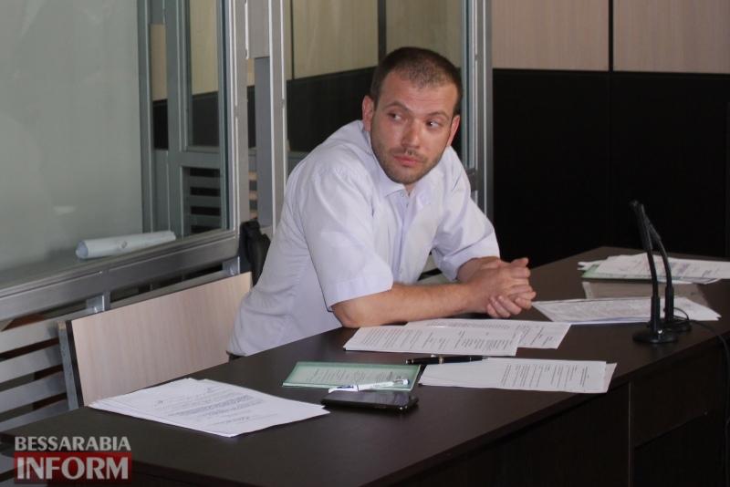 Задержанному в Измаиле за вымогательство 10 млн грн лже-адвокату сегодня избрали меру пресечения