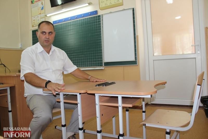 """Cтарт проекта НУШ: эксклюзивный репортаж """"БИ"""" из одной из ведущих школ Измаила"""