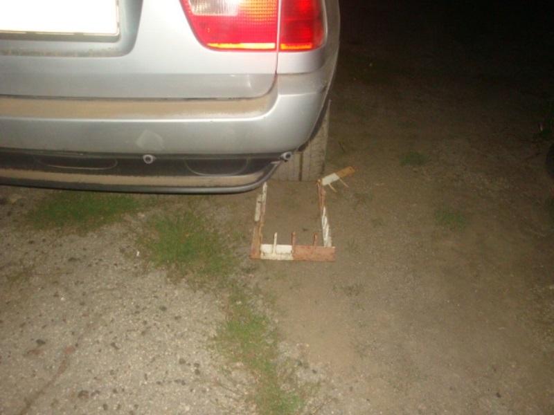 Житель Измаила пытался вывезти за границу угнанный «BMW X5»
