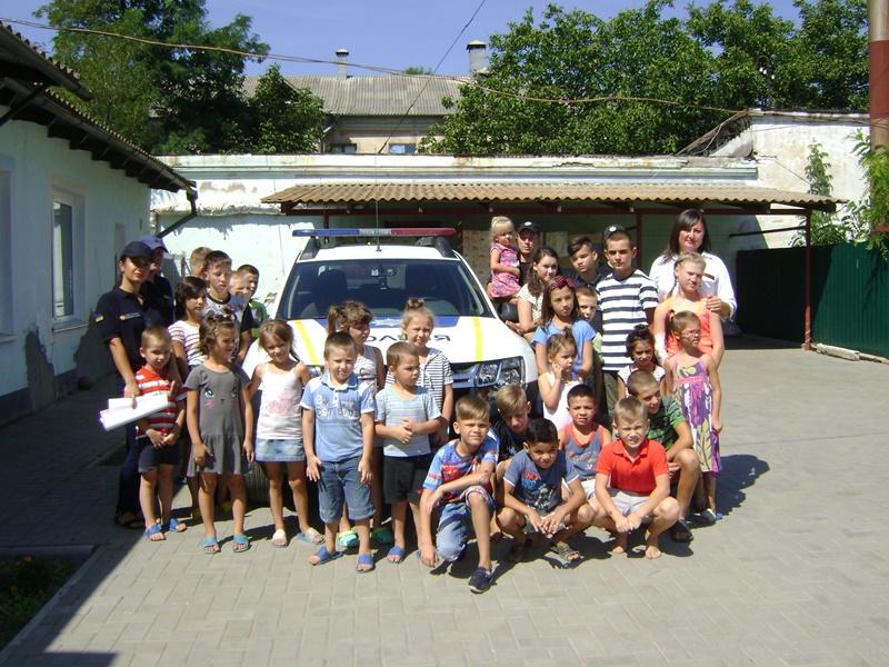 ЧП понарошку: экстренные службы Измаила провели учения в Центре социально-психологической реабилитации детей