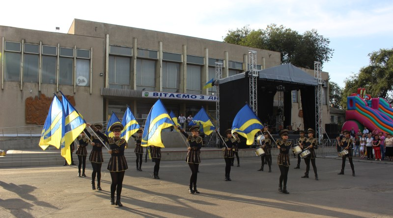 В Татарбунарах ярко отметили 381-ую годовщину со дня основания города