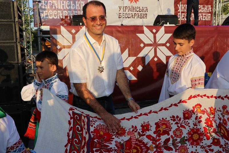 В Килии прошел фестиваль «Украинская Бессарабия», ставший духовным эпицентром Придунавья