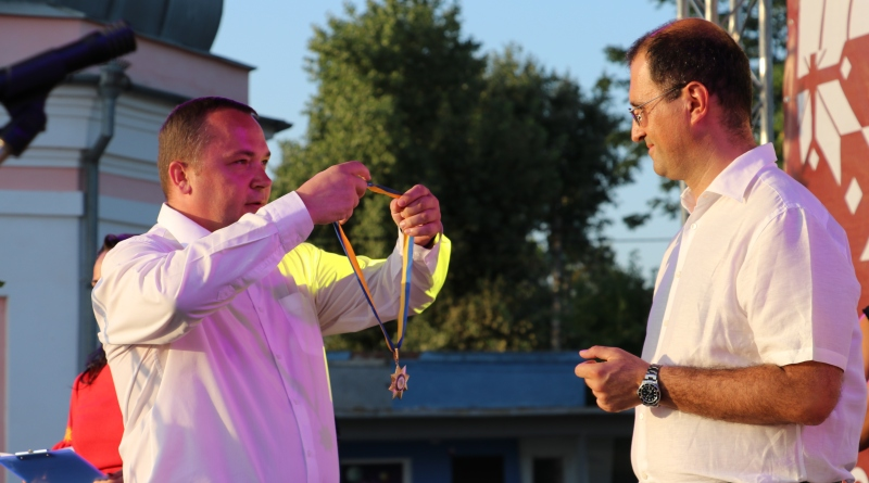 Килийщина отметила работу депутата Юрия Маслова