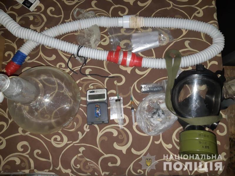 """Наркопроизводителя из Затоки задержали в Одессе, куда он отправился сбывать свой """"товар"""""""