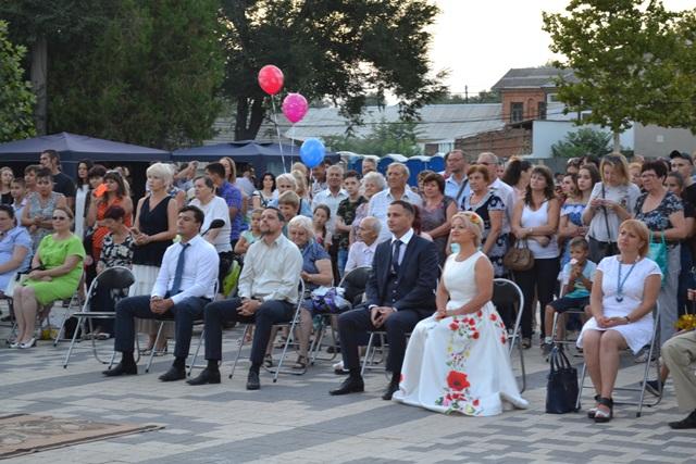 В Болградском районе прошел II районный фестиваль творчества «Всем сердцем с Украиной»