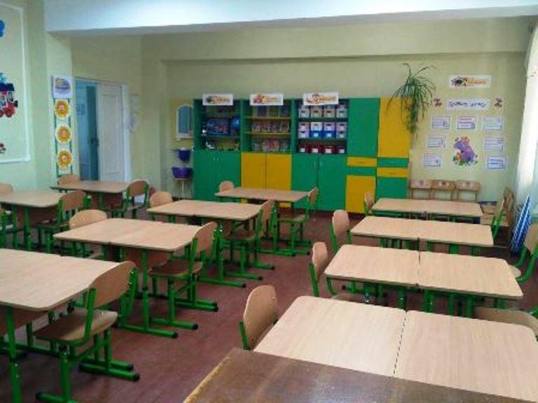"""Реализация концепции """"Новая украинская школа"""" в Болградском районе: как выглядят классы нового образца"""
