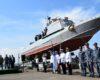 Первый «Кентавр» для ВМС Украины торжественно спустили на воду