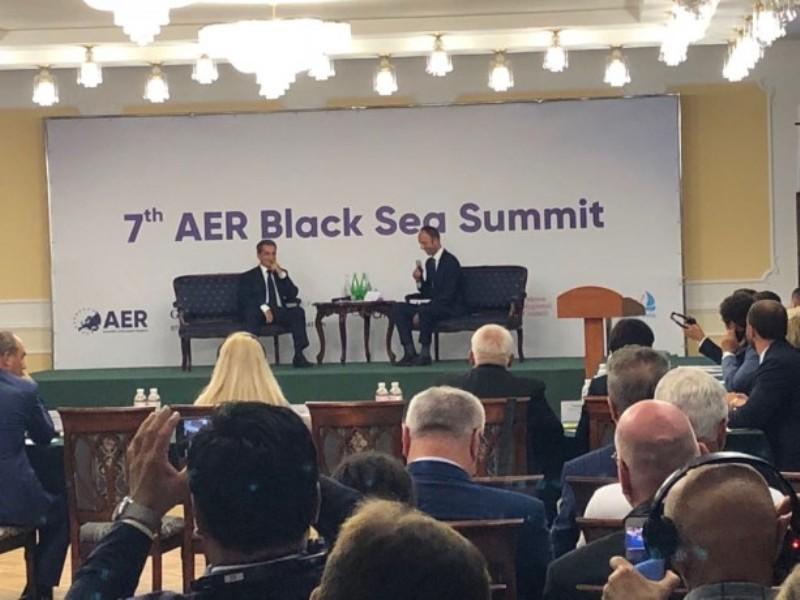 В Одессе проходит VII Черноморский саммит Ассамблеи европейских регионов