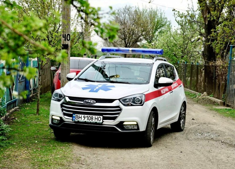 """Сотни новых машин и десятки станций неотложки: как собираются развивать """"скорую"""" в Одесской области"""