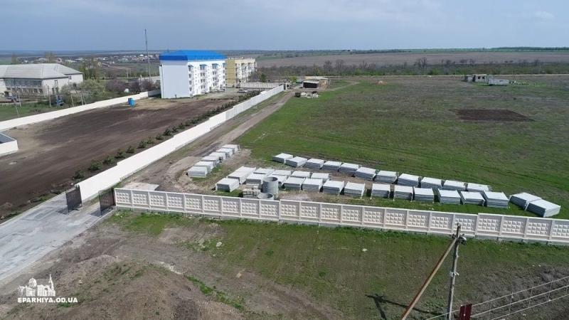 В Одесской области до конца года обещают открыть хоспис для онкологических больных (ВИДЕО)