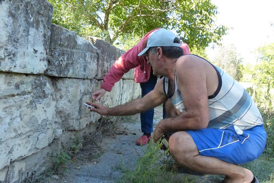 В Сарате восстанавливают старинное лютеранское кладбище