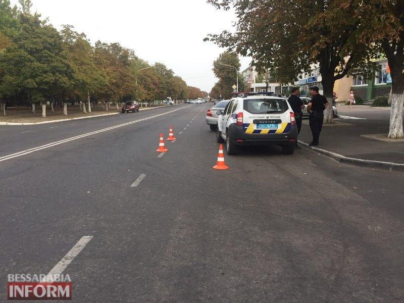 Сдавал назад и наехал на пешехода: авария с пострадавшим на проспекте Мира в Измаиле