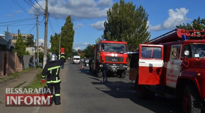 Всегда начеку: Белгород-Днестровские спасатели приняли участие в командно-штабных учениях (фоторепортаж)
