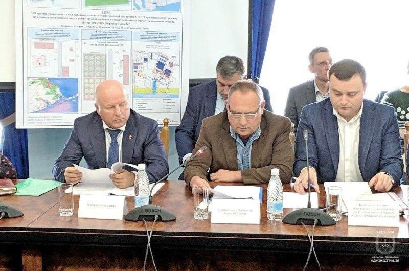 В Одесской области идут командно-штабные учения по ликвидации последствий непогоды