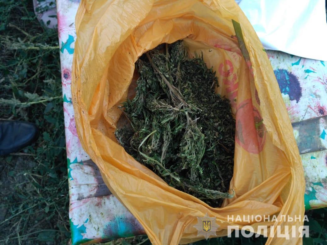 Полный набор: в Болграде задержали местного с оружием и наркотиками