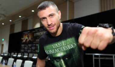 Ломаченко в интервью назвал дату следующего боя, рассказал о комфортном весе и о том, как воспринимает критику