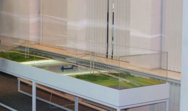 В Румынии до 2022 года построят подвесной мост через Дунай