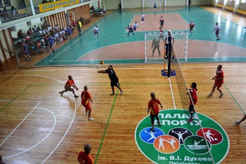 Команда госслужащих Болградского района на областной спартакиаде заняла почетное место